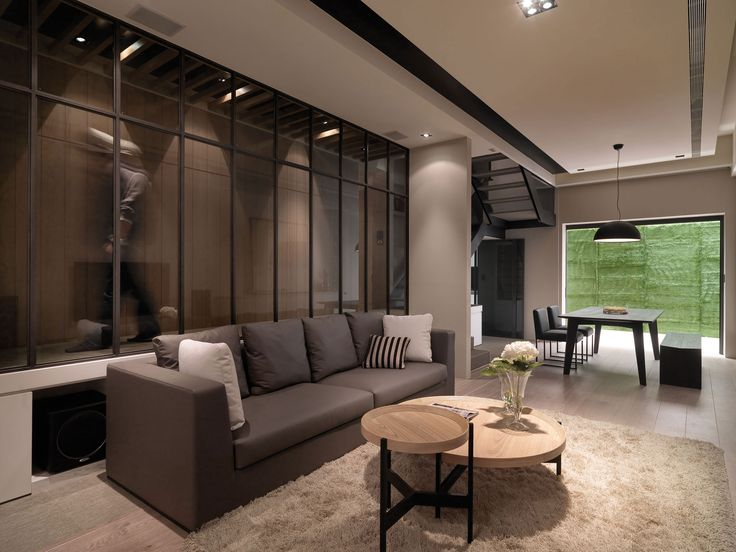 A Multilevel Contemporary Apartment By WCH Studio (13) Part 96