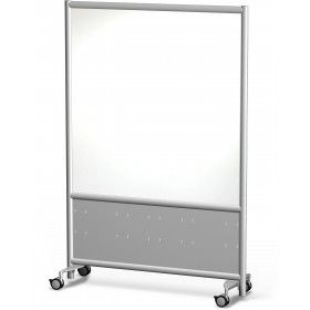 Do you have difficulty in presenting your ideas to your team? Merge Works has got you covered! We offer a wide range of portable, lightweight, and durable mobile dry erase boards designed to allow you and your employees express themselves better. You can buy mobile whiteboards at just  $451.10! Call us today at  1-800-597-1195, or visit us at  https://www.mergeworks.com/shop/mobile-dry-erase-boards