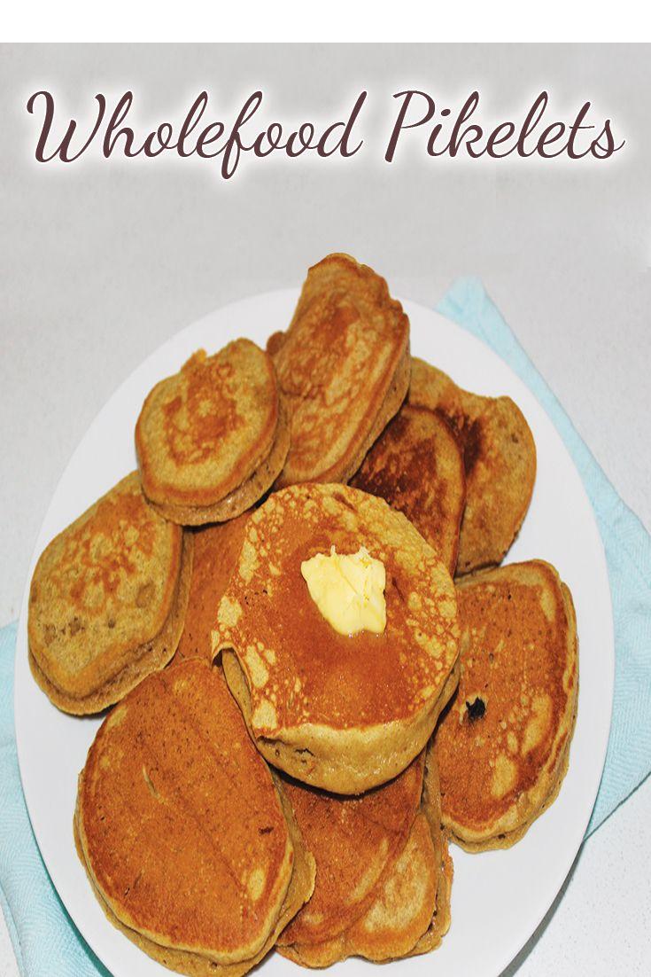 Wholefood Pikelets