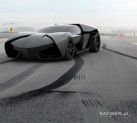 Devil inside. What a car!