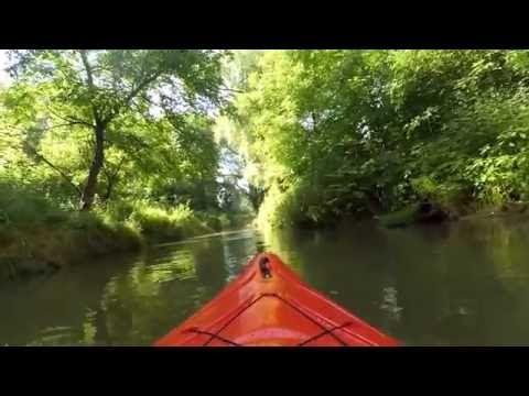 Spływ kajakowy rzeką Dłubnią – Huta od najpiękniejszej strony!   Hip Huta