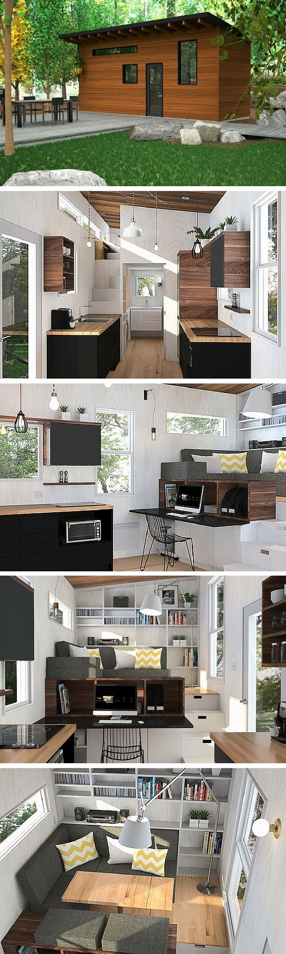 230 best TINY HOMES images on Pinterest | Laundry room storage ...