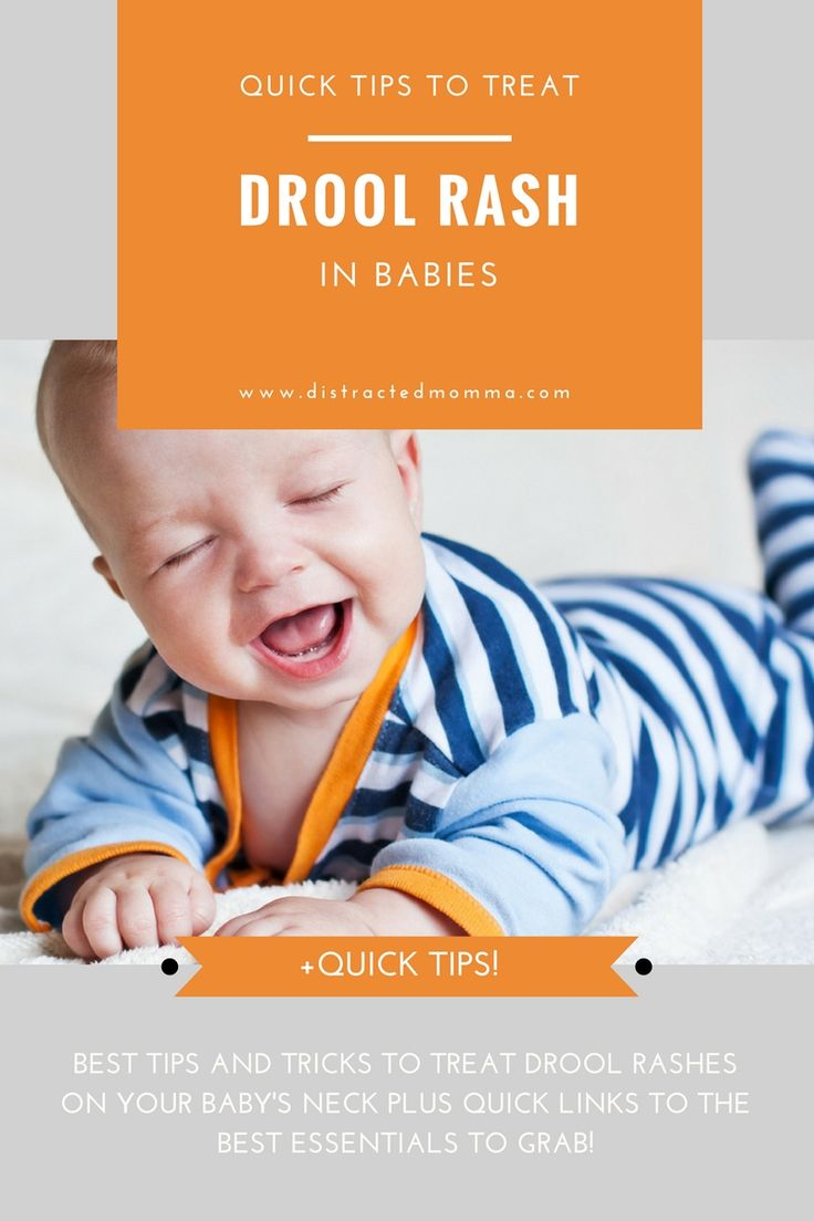 Discover the best tips and tricks to tackle drool rash in babies.