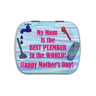 Mother's Day Candy Tins