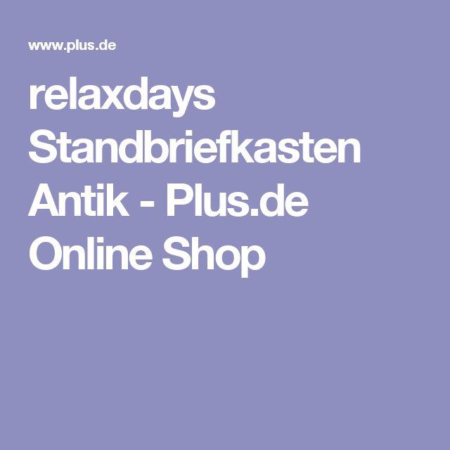 relaxdays Standbriefkasten Antik - Plus.de Online Shop