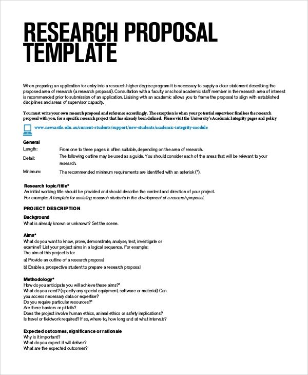Amp Pinterest In Action Project Proposal Template Example Templates Of Topic For Research Papers