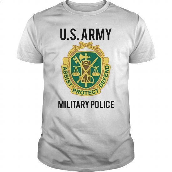 US Army Military Police - #hooded sweatshirts #sweat shirts. SIMILAR ITEMS => https://www.sunfrog.com/Jobs/US-Army-Military-Police-150712230-White-Guys.html?60505