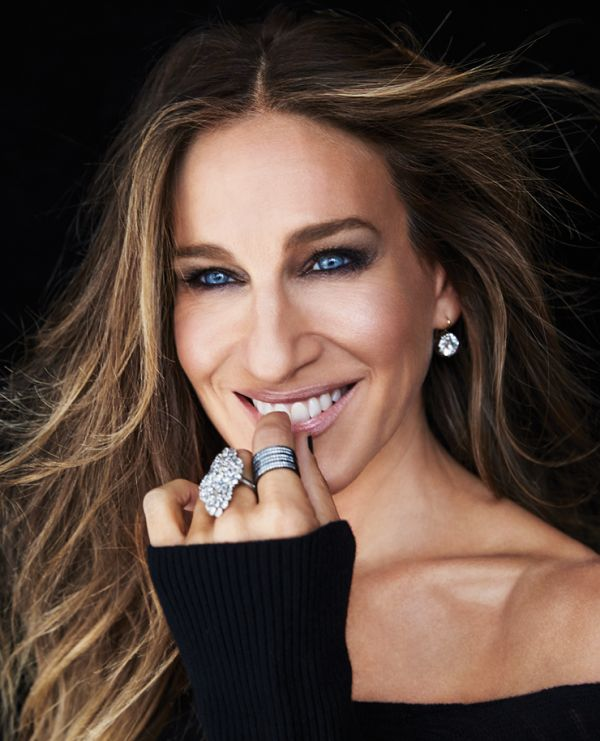 Sarah Jessica Parker Pinned by TheChanelista on Pinterest