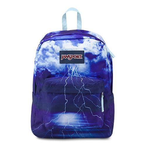 Jansport High Stakes Backpack Multi Lightning Back To
