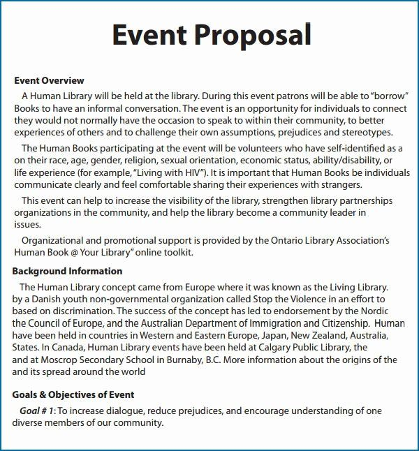 Sample Proposal Letter For Event from i.pinimg.com