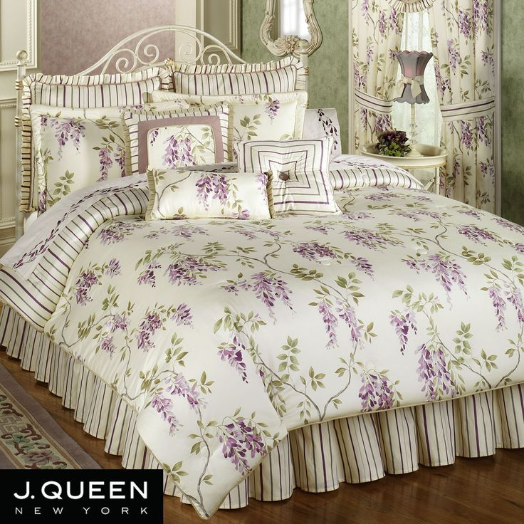 9 Best Images About Purple Wisteria Bedrooms On Pinterest