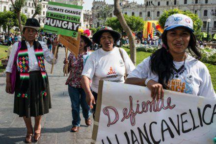 Pérou : quand le climat affame les Andins