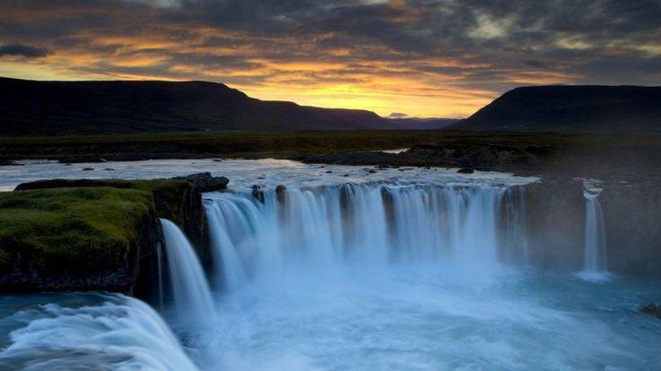 best waterfalls in europe - Google Search
