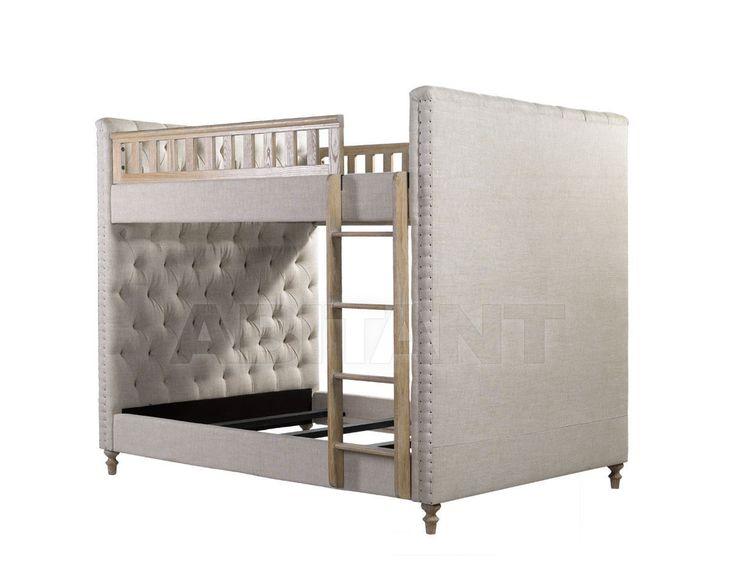 Кровать детская светло-серая Curations Limited 4802.0002FA015 , каталог детской мебели: фото, заказ на ABITANT , Москва