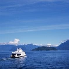 Trips on BC Ferries