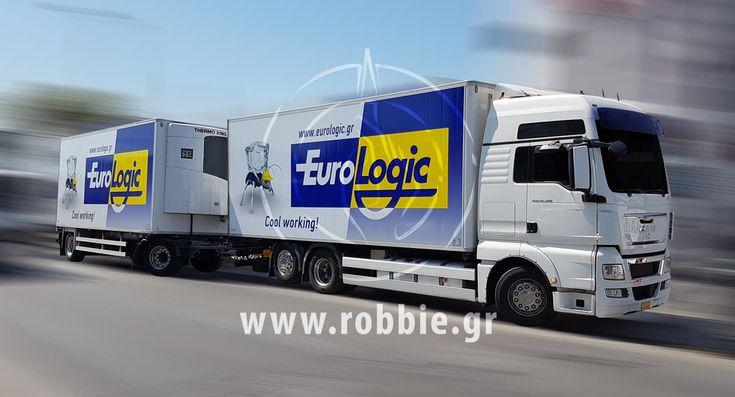 Eurologic / Σήμανση οχημάτων // #Σήμανση_Οχημάτων #Στόλοι_Εταιρειών #Ψηφιακές_Εκτυπώσεις #robbieadv