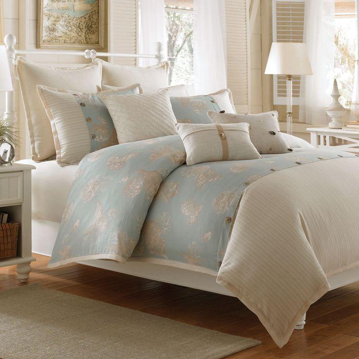 luxe seashell duvet cover 100 cotton