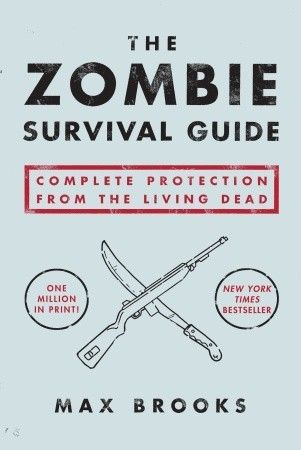 I laughed through this whole book!!! Gives you lessons on what to do in a zombie attack..... lesson 3- use your head: cut off theirs! lesson 6- get up the staircase, then destroy it! Hilarious!!!