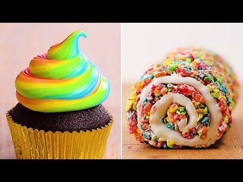 7 Yummy Food Ideas | Cakes, Cupcakes and More Recipe Videos by So Yummy - YouTube