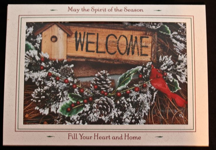 May the Spirit of the Season Fill Your Heart and Home frame design.