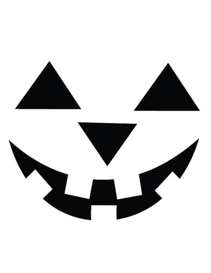 Best 25 jack o lantern faces ideas on pinterest jack o Ideas for pumpkin carving templates