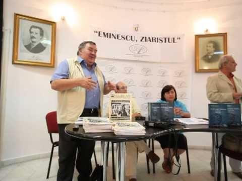 """Nae Georgescu despre Victor Roncea la Premiile UZP """"Eminescu, ziaristul"""""""