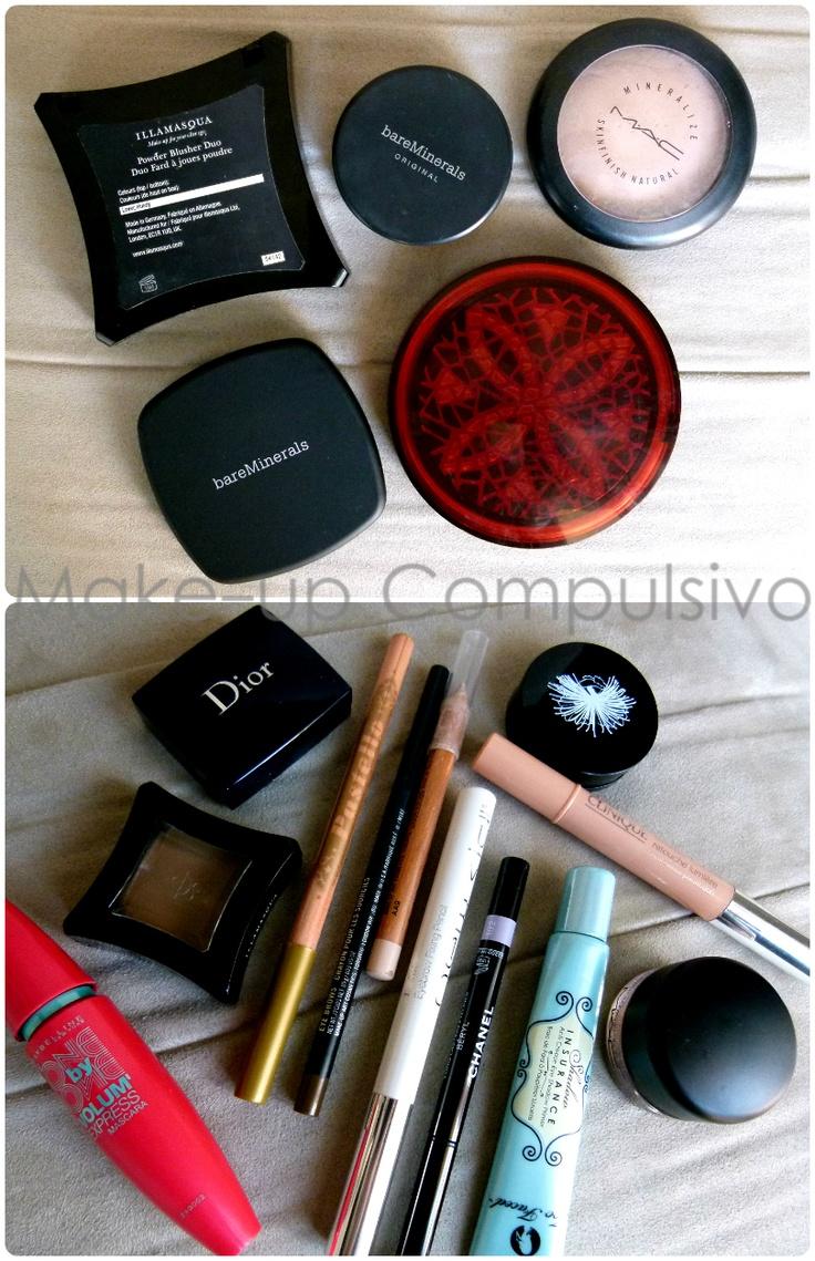 Make-up compulsivo: I più usati/amati di Gennaio (makeup)