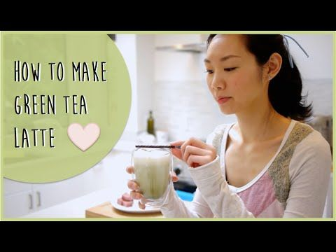 A special recipe from Japan on how to make green tea (matcha) latte with a hint of toasted soybean powder. It's better than the Starbucks version. I'll even ...