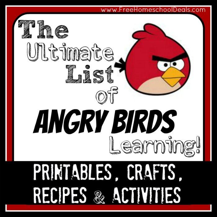 Free Printables | Free Homeschool Deals ©