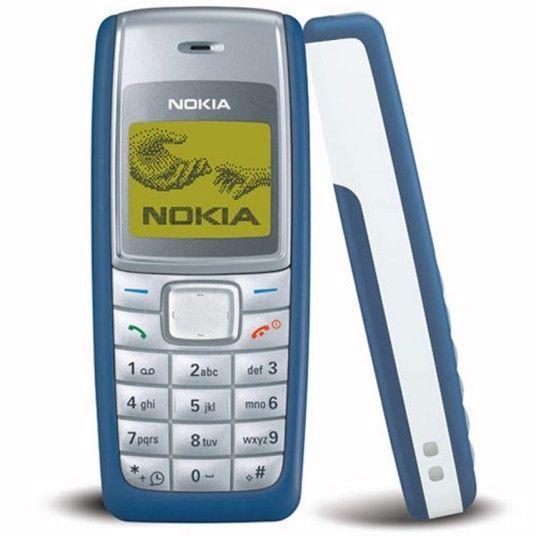 Original Unlocked Nokia 1110 phone Classic GSM Refurbished Cell Phone  #Nokia