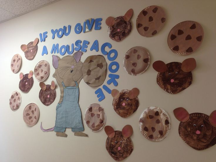 If You Give A Mouse A Cookie Art Craft
