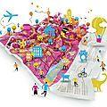 carte indestructible pour mini globe-trotter
