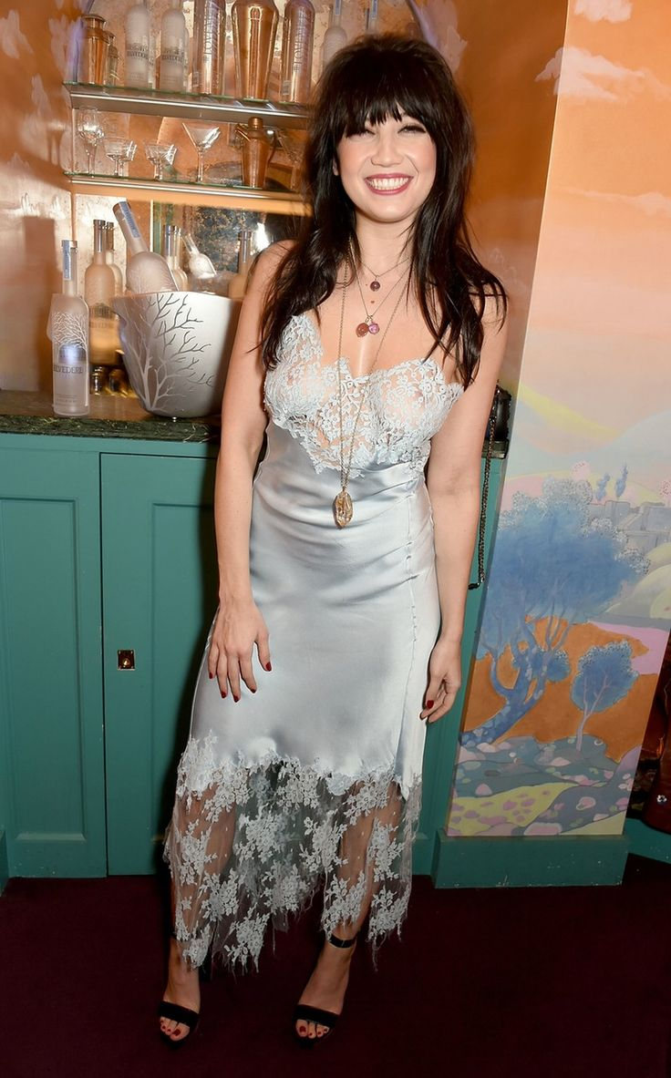 LOVE & BURBERRY LFW Party - Hosted by Katie Grand and Kendall Jenner | LOVE with Daisy Lowe wearing her array of exclusive Venusrox Crystal Pendants