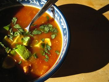 Darcy Woodyat's Chicken Tortilla Soup