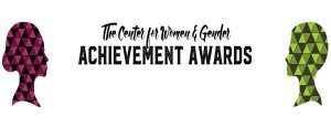 The Center for Women and Gender at USU seeks nominations for its 2017 Early Career and Lifetime Achievement Awards, designed to recognize the accomplishements of Cache Valley Women. The following awards will be given; Early Career Community Woman Early Career Campus Woman Lifetime Achievement Community Woman Lifetime Acheivement Campus Woman For more information about the awards, or to nominate an outstanding Cache Valley woman visit cwg.usu.edu/evevents-calendar/ecla-awards
