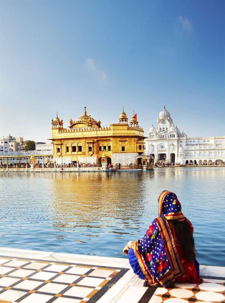 The legendary Golden Temple is actually just a small part of this huge gurdwara complex, known to Sikhs as Harmandir Sahib (or Darbar Sahib).