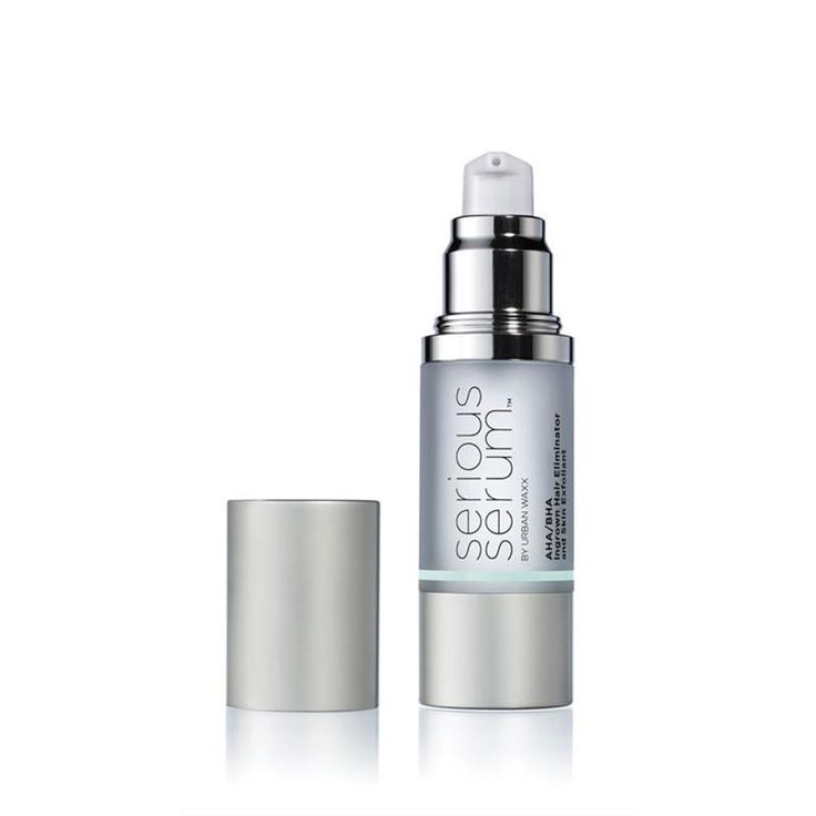 Serious Serum:  Face + Body - fixes ingrown hairs, razor rash, zaps pimples, exfoliates skin. great reviews! $25