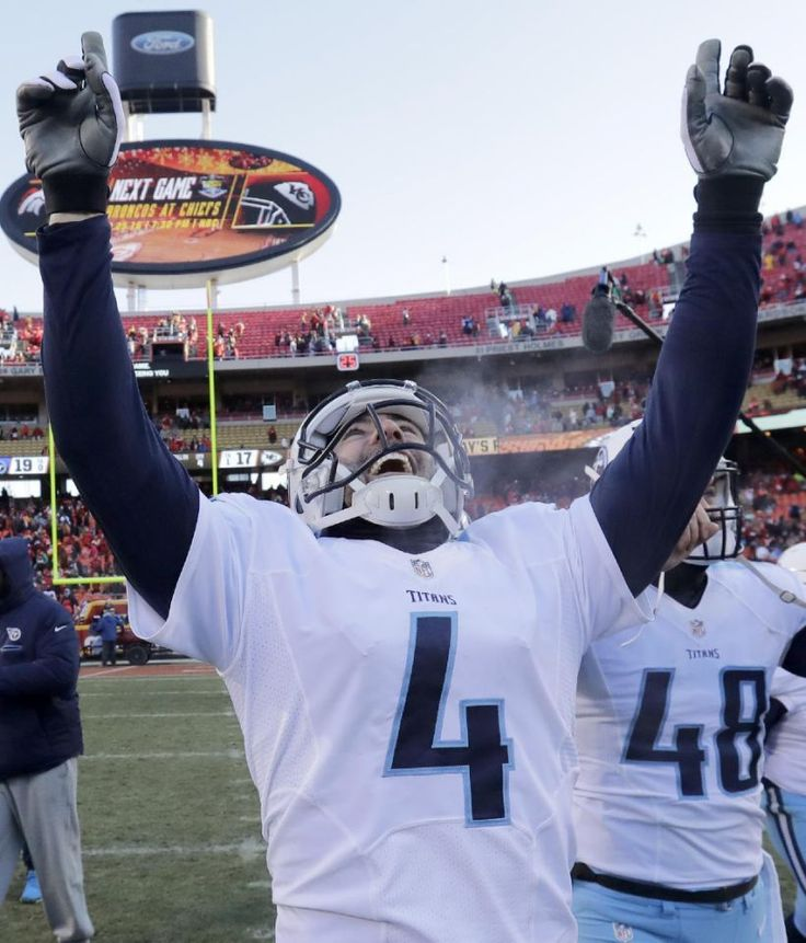 Ryan Succop wasn't offended when Titans coach Mike Mularkey elected to go for a 2-point conversion and the win Sunday rather than let him attempt the tying extra point against the Chiefs.  The kicker who lost his job in Kansas City to an undrafted rookie in training camp a few years ago spoiled what