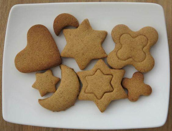 Zencefil ve tarçın aromalı, pekmezli çok lezzetli bir kurabiye tarifi...