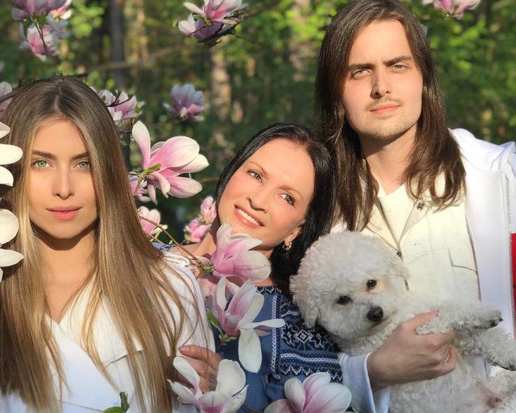 Семья софии ротару фото