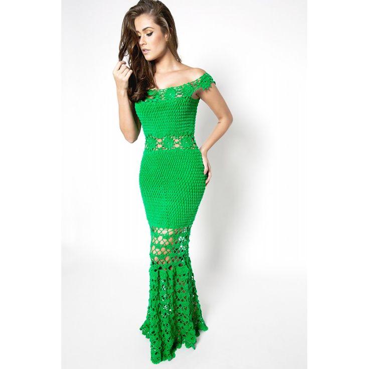 Vestido Chiara - Katia Portes - R$ 3.000,00