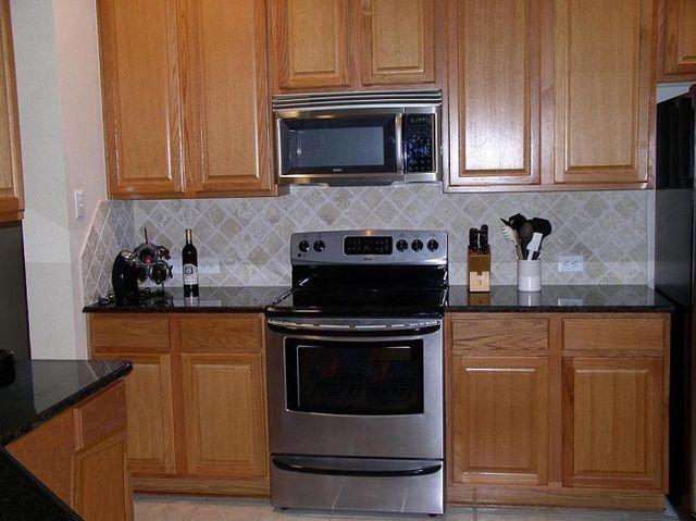 Modern Kitchen Design With Separate Workstations