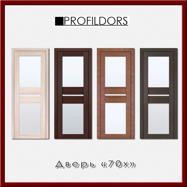 Межкомнатная дверь 70Х производства ProfilDoors