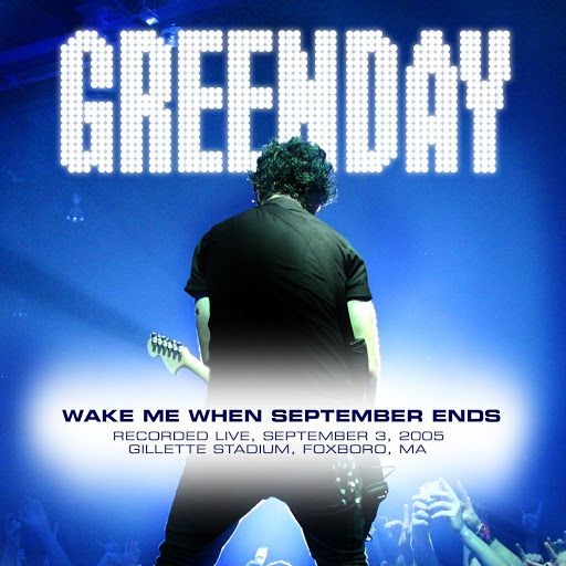 ▶ Green Day-Wake Me Up When September Ends lyrics - YouTube