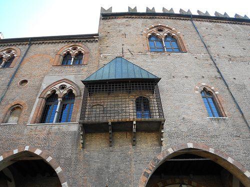 palazzo ducale - Mantova    #TuscanyAgriturismoGiratola