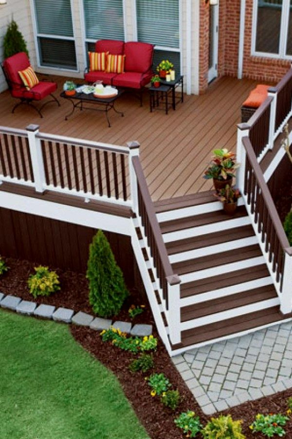 Landscape Design Tips Backyard Patio Designs Deck Designs Backyard Deck Design