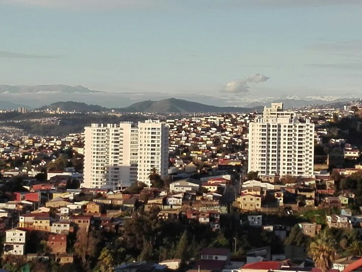 Cerro Placeres,Valparaiso ,Chile.