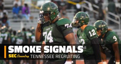 Butch Jones says Tennessee offensive line recruiting is paramount for this program