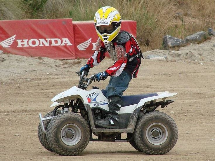 8 best kids atvs gas powered images on pinterest kids for Motorized atv for toddlers