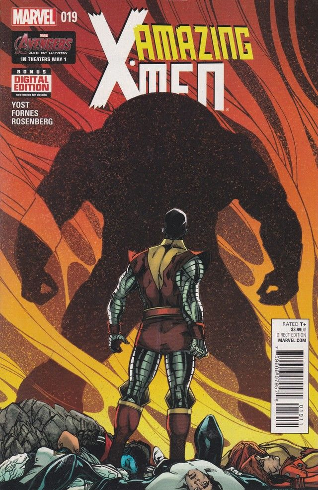 Amazing X Men 19 Marvel Now Vol 2 In 2020 Juggernaut Marvel Marvel Comics